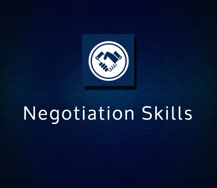 Negotiation Skills - Beginner - 2 Sessions