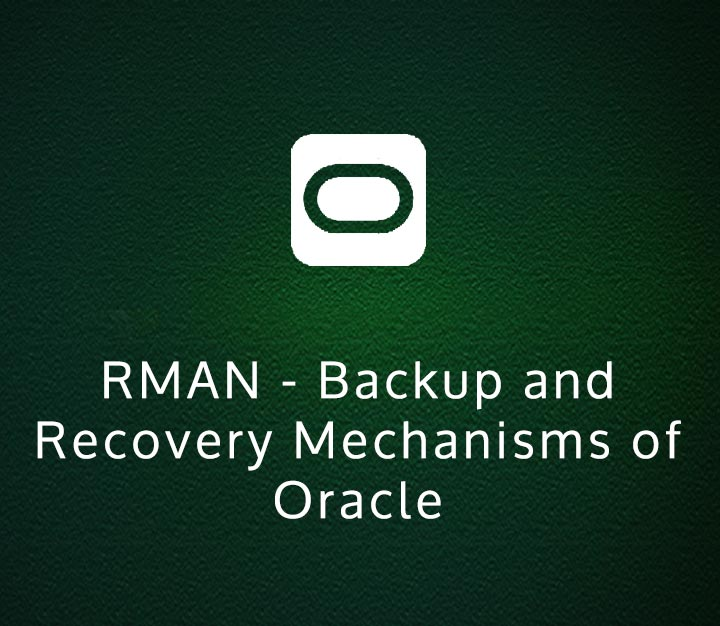 RMAN - Backup and Recovery Mechanisms of Oracle - All Levels - 12 Sessions