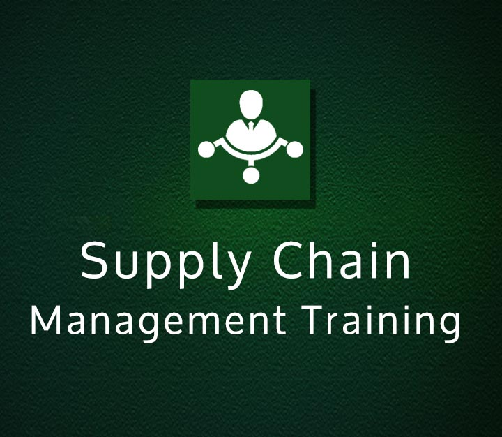 Supply Chain Management Training - All Levels - 15 Session