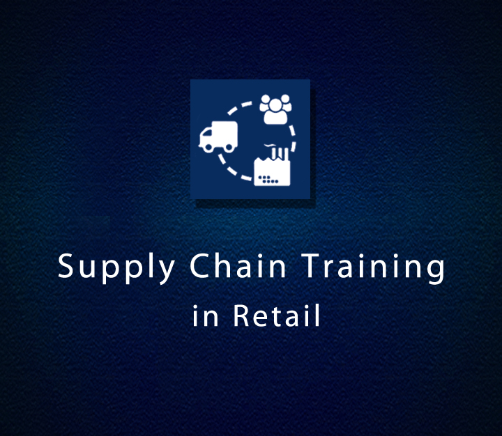 Supply Chain Training in Retail - Intermediate - 3 Sessions