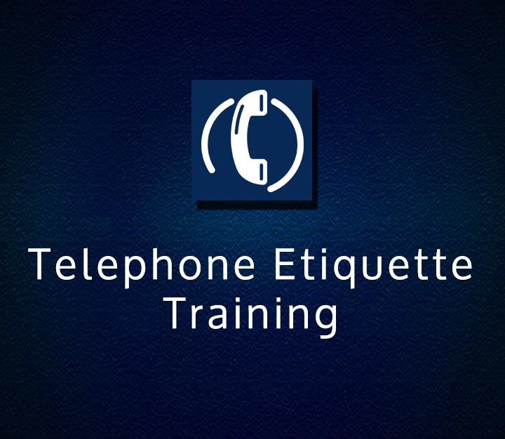 Telephone Etiquette Training - Beginner - 1 Session