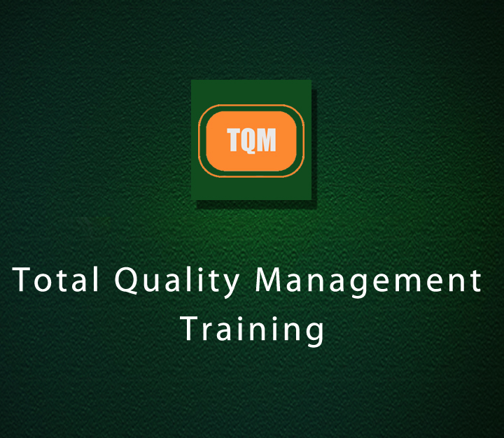 Total Quality Management Training | Intermediate | 5 Sessions