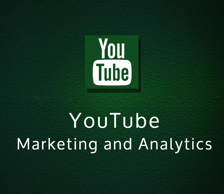 YouTube Marketing and Analytics - Intermediate- 4 Sessions